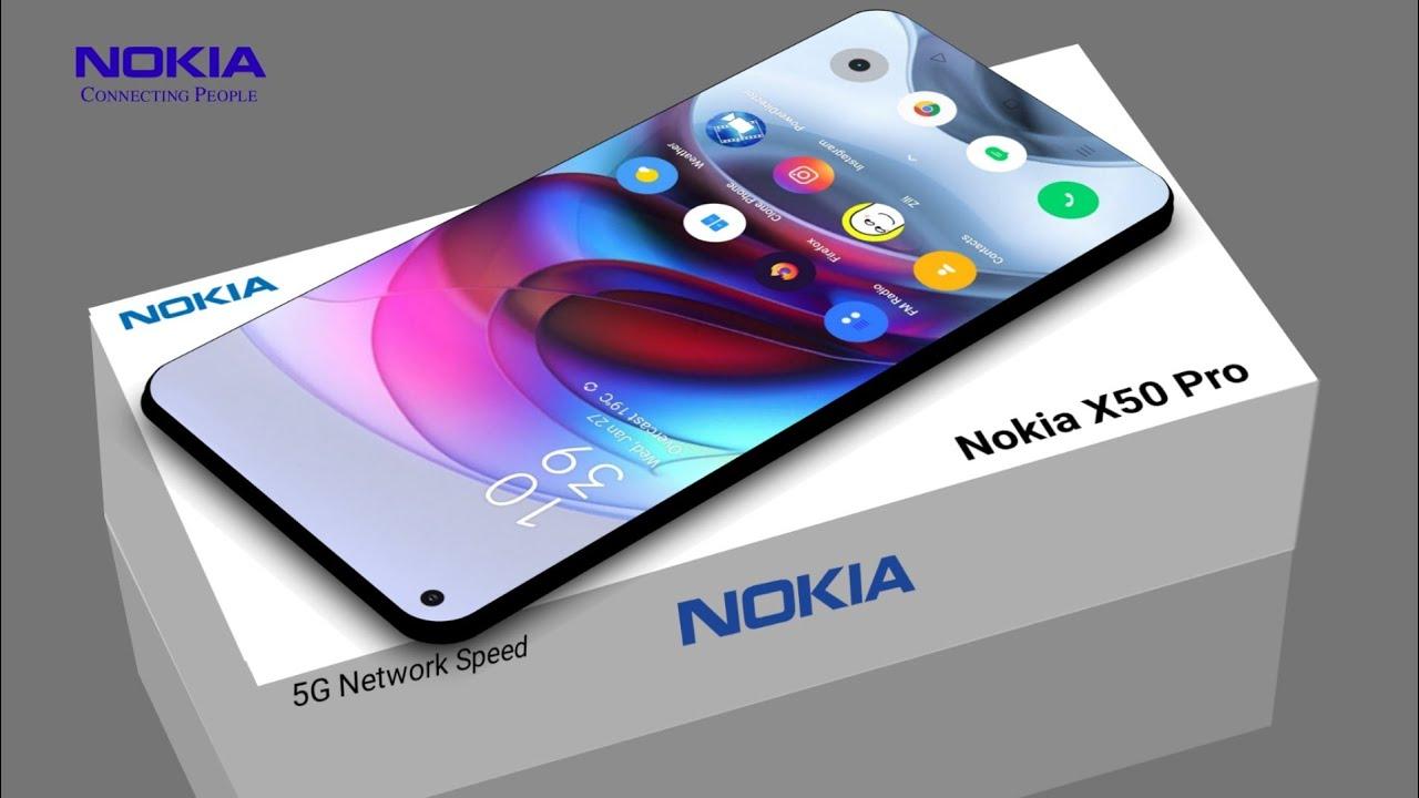 Nokia X50 Pro - 5G,Snapdragon 888,108MP Camera,12GB RAM,6000mAh Battery/Nokia X50 Pro