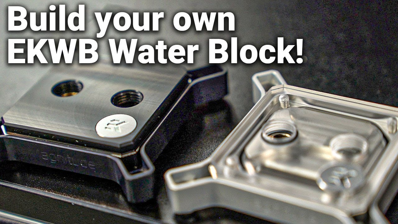 EKWB shows off new 'Magnitude' CPU block and updated product