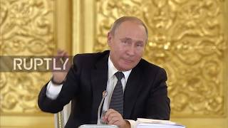 Russia: Maria Butina in no way affiliated to intelligence services - Putin