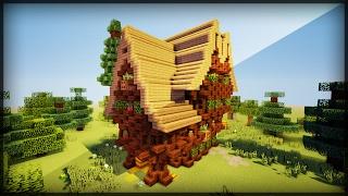 minecraft casa medieval campo como construir