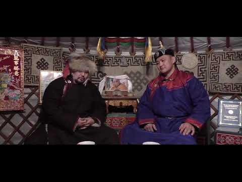 Ишкинниӊ аалчызы - ТР ныӊ Арзылаӊ мөгези Айдемир Монгуш