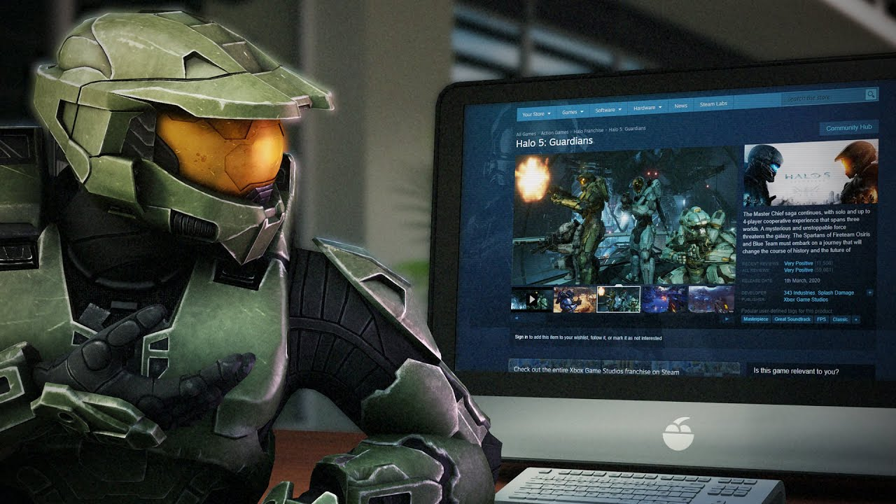 Download Should Halo 5 Come to PC?