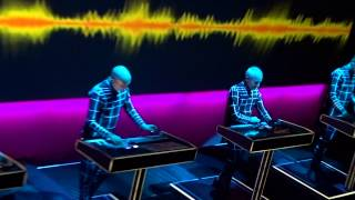 Kraftwerk.Computer Love.Amsterdam Paradiso 2015