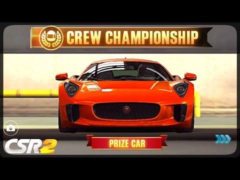 CSR Racing 2 - Jaguar C-X75 delivery  - Milestone prize