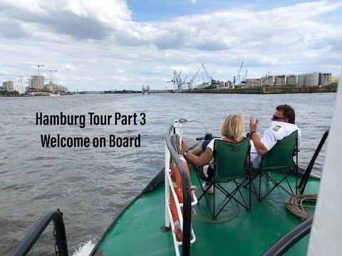 Leica Hamburg Tour Part 3 - Welcome On Board -