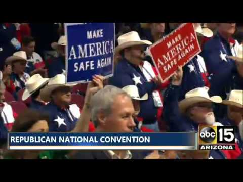 FULL Republican National Convention: 7/18/16 MONDAY