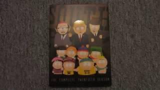 South Park Season 20 DVD (UK) Unboxing