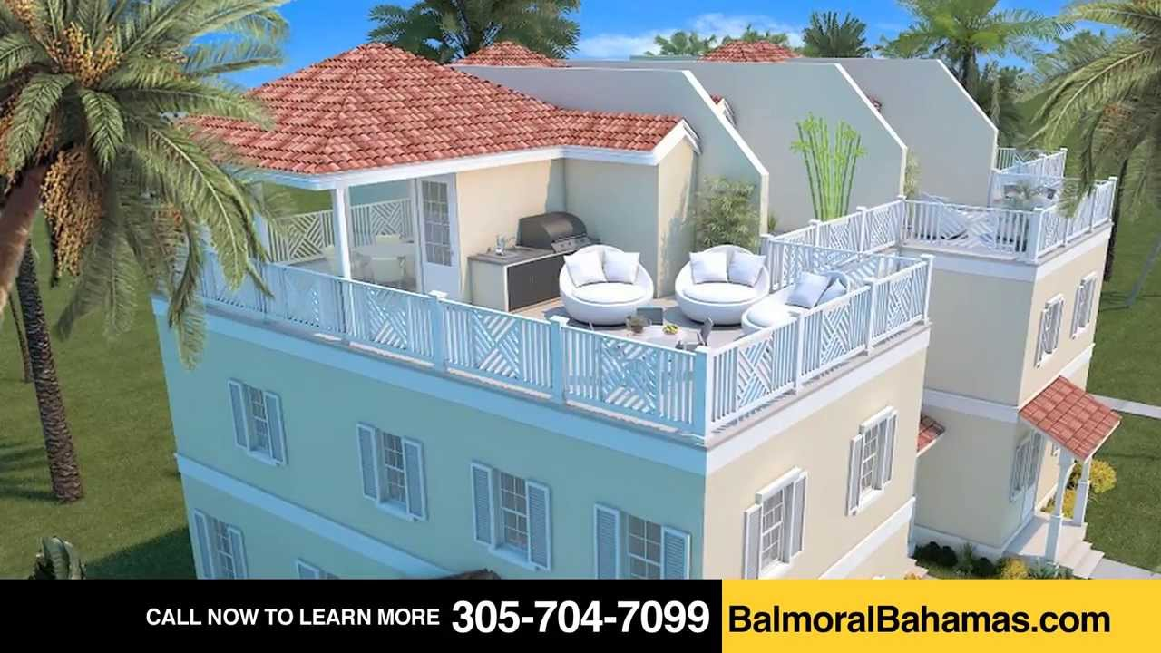 The balmoral in nassau bahamas new rooftop terrace for Season 2 terrace house