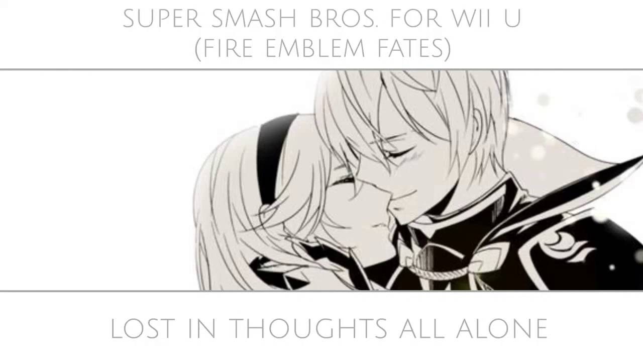 Fire Emblem Fates Ifhitori Omou Lost In Thoughts All Alone