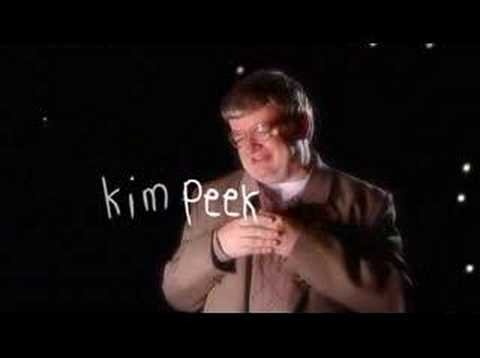 Kim Peek - The Real Rain Man [1/5]