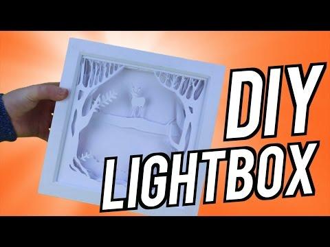 DIY LIGHTBOX!