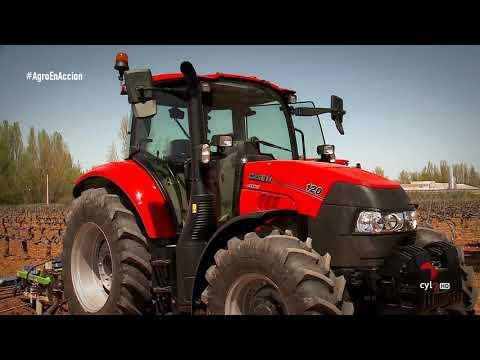 Agro en acción (13).- Tractores gama viña Case IH y ensiladoras Budissa Bugger