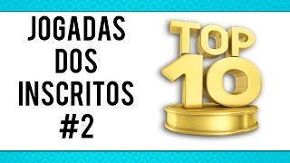 Top 10 Jogadas dos Inscritos #2 - Point Blank