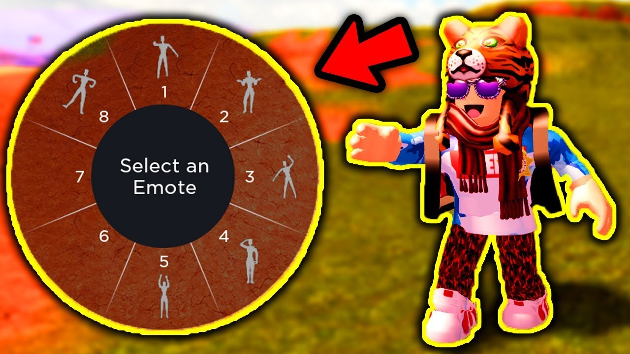 Roblox Emotes Are Here Everything You Need To Know How To Get