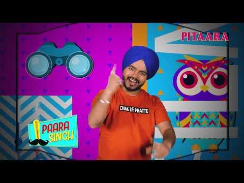 Babbal Rai | Bohemia | Jassie Gill | Mai Tera Akshay | Paara Singh | Episode 34 | Pitaara TV