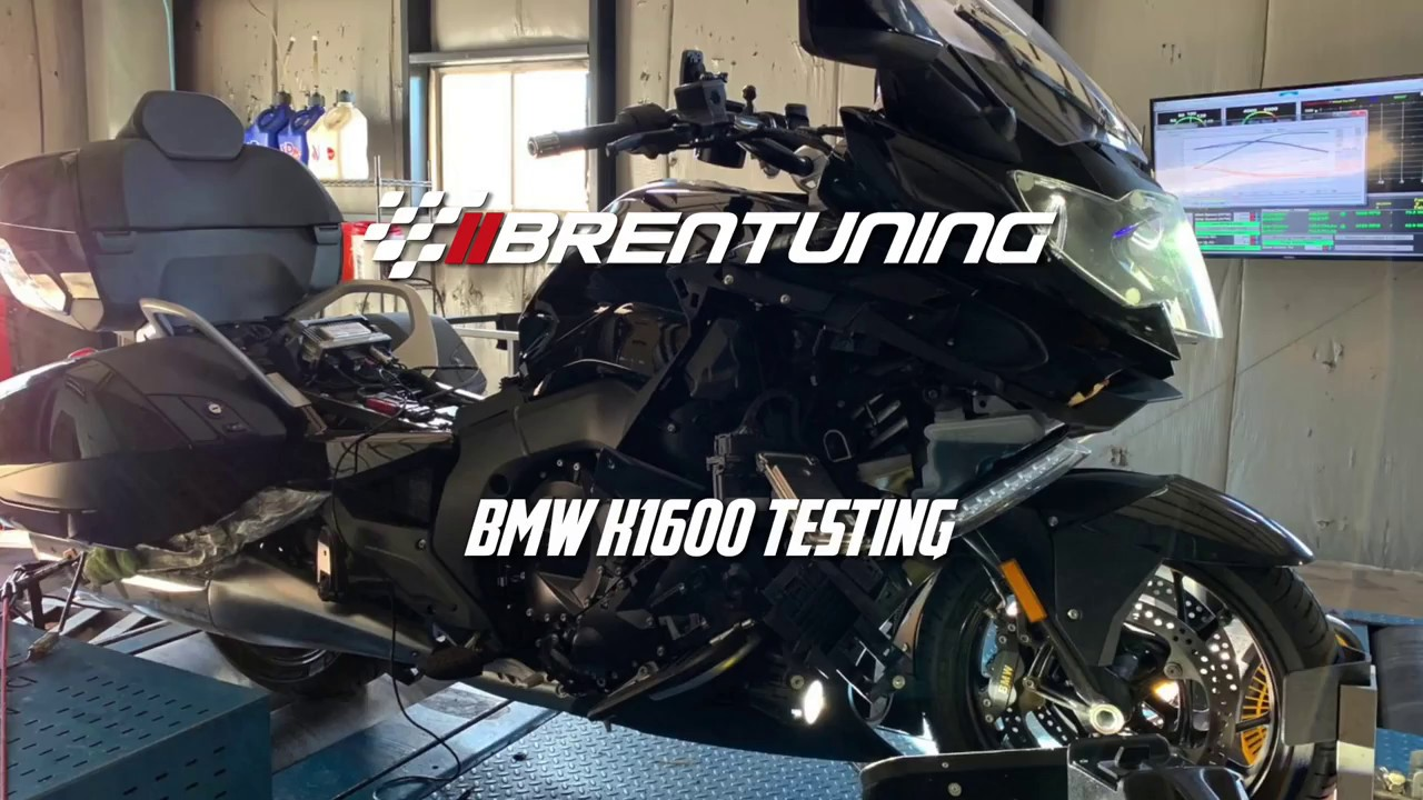 17+ Stage 1 Flash BMW K1600 B/GA/GT/GTL