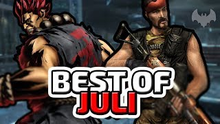 BEST OF JULI - ♠ HIGHLIGHT VIDEO ♠ - Dhalucard