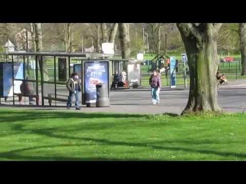 Palmerston Park Southampton England