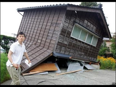 Destructive! 6.3 EARTHQUAKE struck JAPAN 23 Injured; Airport Closed April 2013