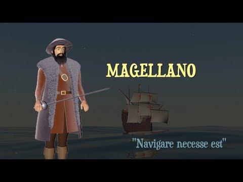 MAGELLANO (Navigare necesse est)   Prima Parte
