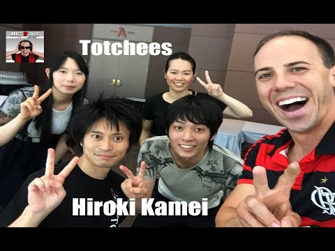 What's Up Talent with Japanese Performers Hiroki Kamei and Totchees