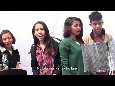 HIRA MALAGASY-Misaotra anareo (version HD) E-Generation by Egm