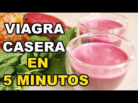 Como Hacer VIAGRA CASERO Y 100% NATURAL. Logra Erecciones Fuertes Cuando Quieras! from YouTube · Duration:  2 minutes 11 seconds