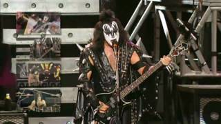 KISS - parasite (HD)