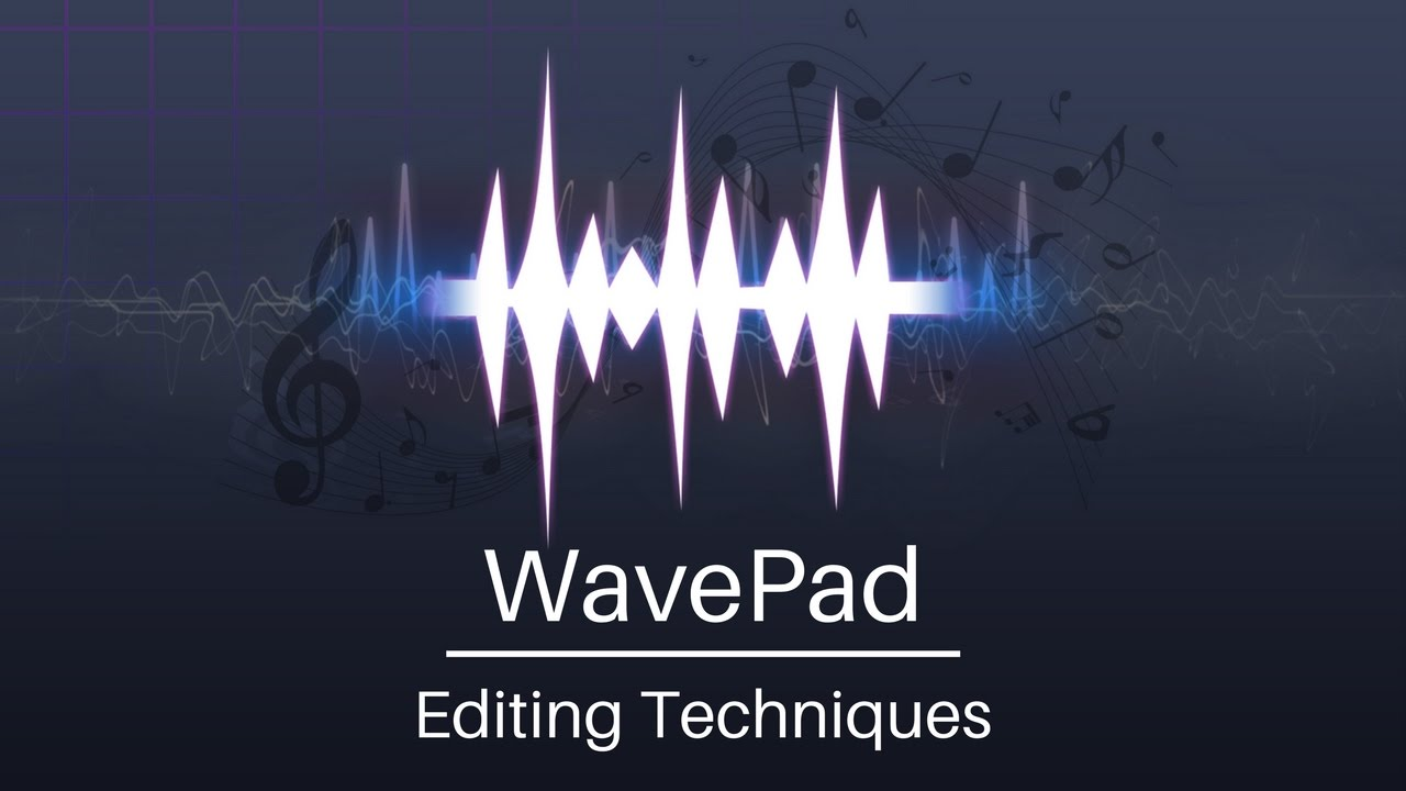Wavepad audio editor tutorial | save and convert audio youtube.