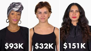 Women of Different Salaries: How much do you tip? | Glamour