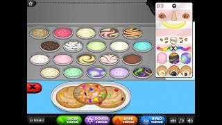 Papa's Scooperia HD - All New Year Toppings Unlocked