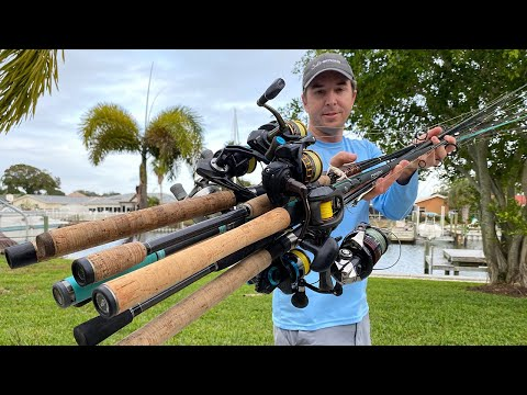 Best Inshore Rod And Reel Size For Inshore Flats Fishing