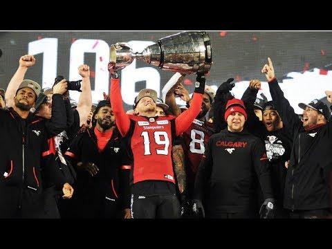 Grey Cup 106 Recap: Calgary Stampeders 27, Ottawa REDBLACKS 16