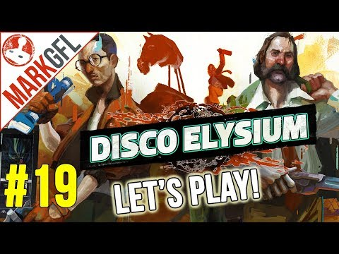 Let's Play Disco Elysium - Chaotic Detective RPG - Part 19