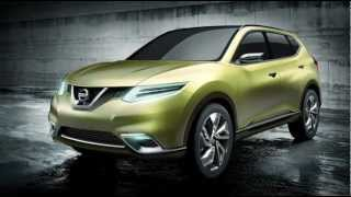 Nissan Hi Cross Concept 2012 Videos