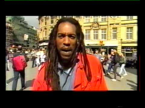 Benjamin Zephaniah reads 'Money'