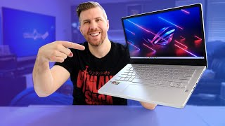 Zephyrus G14 Review - Most Powerful Cpu In Thin & Light Laptop! Good Gamer Too! Rtx 2060