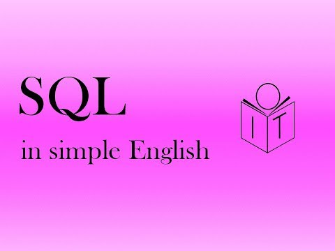 database SQL select II in simple English