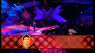 "Steve Brookstein - ""Against All Odds"" in X-Factor s.1 final"