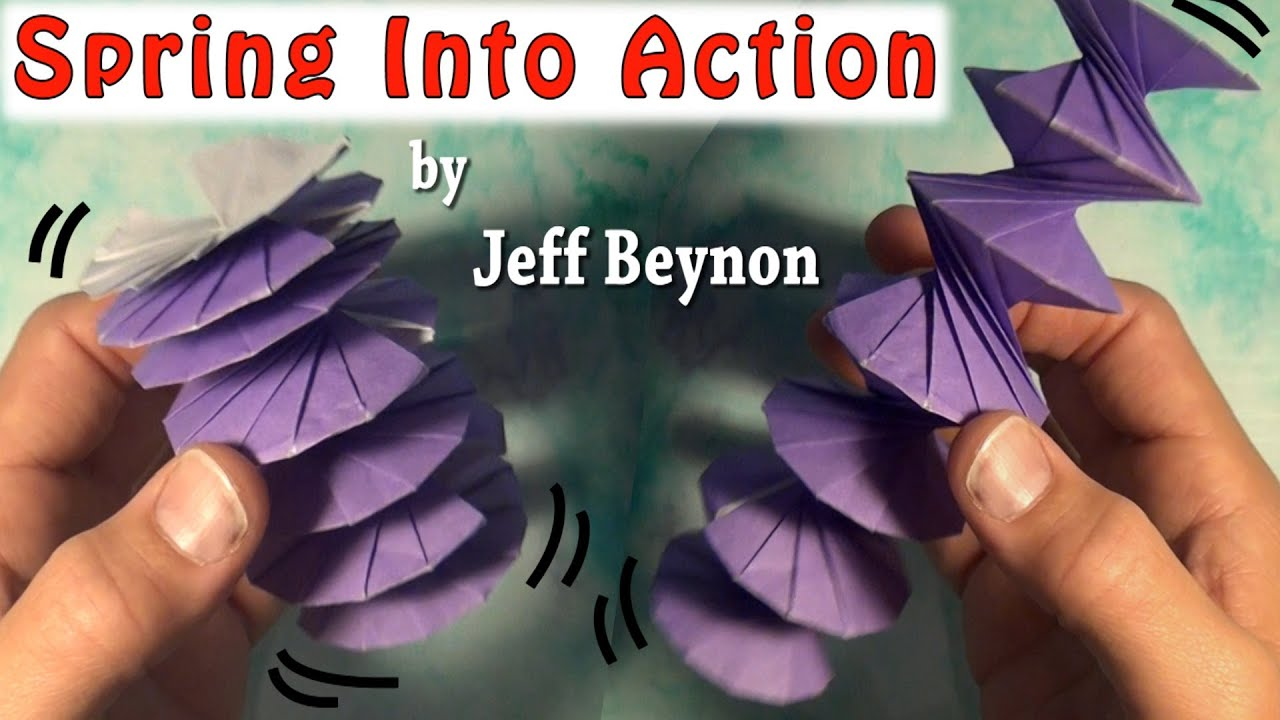 spring into action designed by jeff beynon