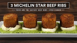 I Try Making a 3 MICHELIN STAR Short Rib | Sous Vide Everything
