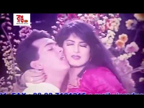 Chithe likhlam o likhlam tomake pore | Bangla movie song | Salman shah & Moushumi