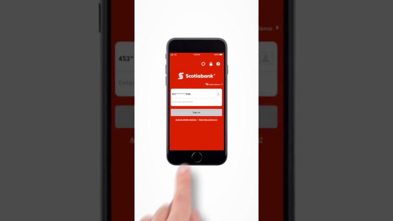 Scotiabank Digital Banking
