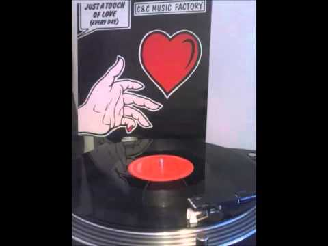 C & C Music Factory -  Just A Touch Of Love (Everyday) (The C & C Garage Dub Mix)