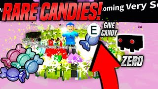 FEED YOUR PETS *RARE* CANDIES IN PET SIMULATOR UPDATE!! (Roblox)