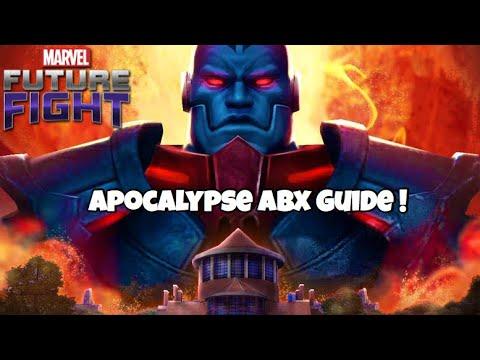 Apocalypse | Extreme Alliance Battle Guide | Marvel Future Fight