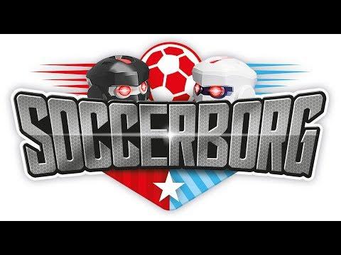 TOMY Soccerborgs Let Kids Play Robot Soccer