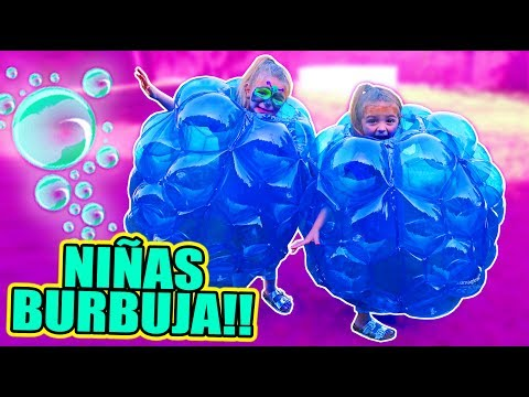 PELOTAS INFLABLES GIGANTES!! BUBBLE BALL INFLATABLE!!
