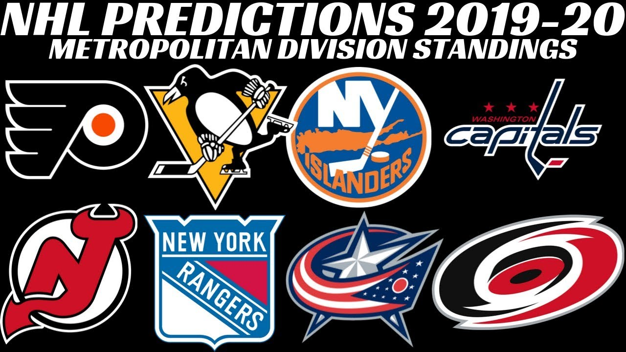 Image result for nhl metropolitan division