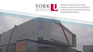 Hexagon's Shaping Smart Change Honouree: York University